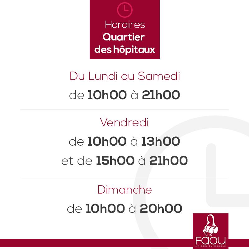 Post Horaires